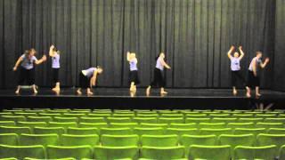 Dry Bones Dance Ministry