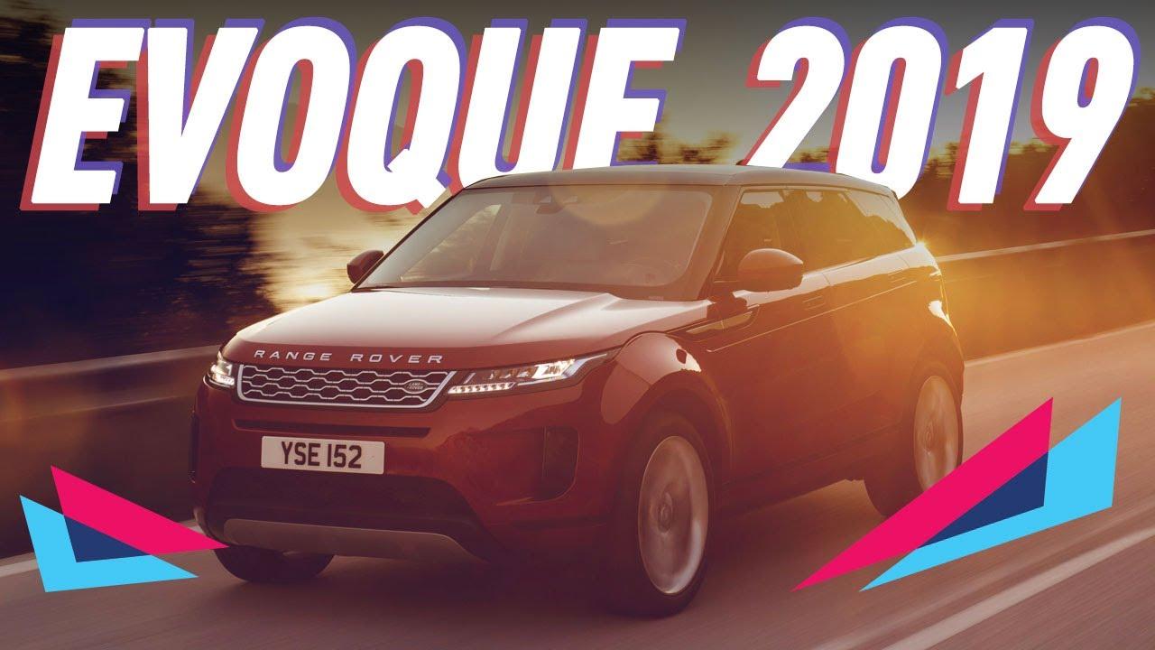 Новый Эвок/Range Rover Evoque 2019/Первый тест/Как отдыхают богачи/Эксклюзив
