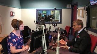 Bill English on Morning Report 24th April, 2017