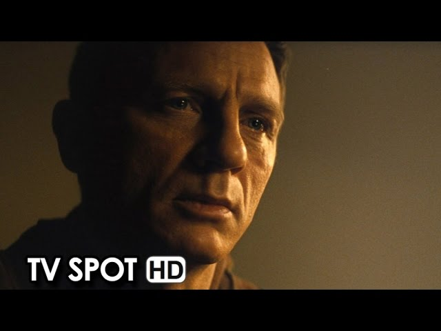 SPECTRE TV Spot #1 (2015) - Daniel Craig James Bond 007 Movie HD