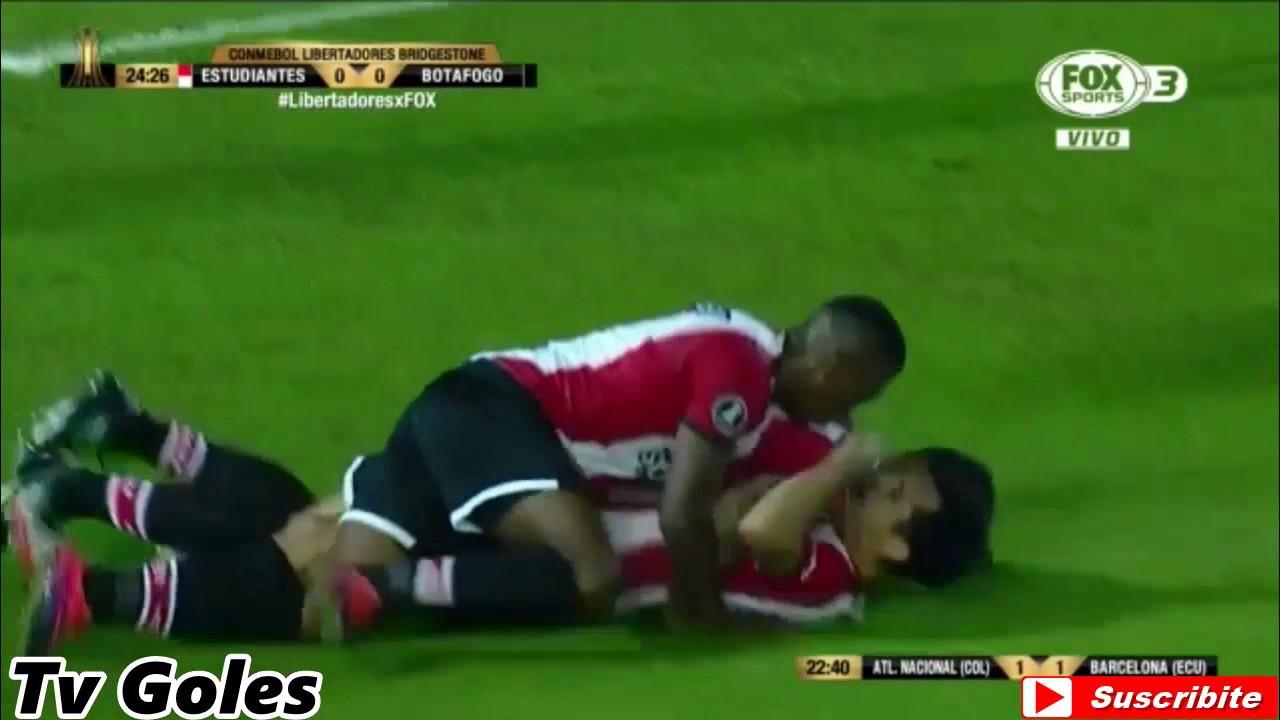 Estudiantes La Plata 1-0 Botafogo RJ