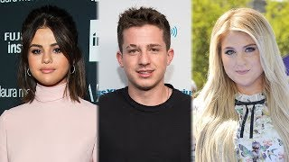 Download Lagu Charlie Puth Nearly PUKES & Is Forced To Choose Selena Gomez Or Meghan Trainor Gratis STAFABAND