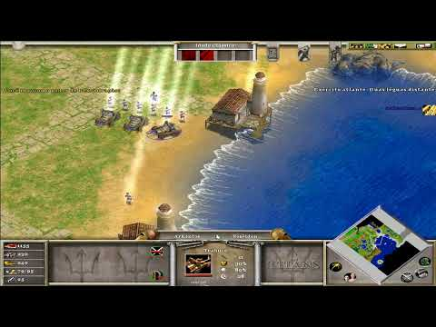 Age Of Mythology - O Despertar de Arkantos