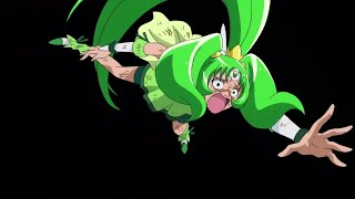 Smile Precure! - Cure March vs Majorina