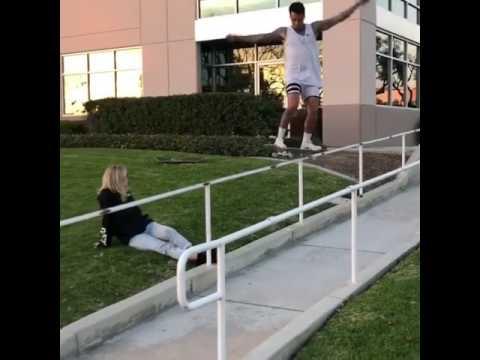 😜😜😜 @nyjah | Shralpin Skateboarding