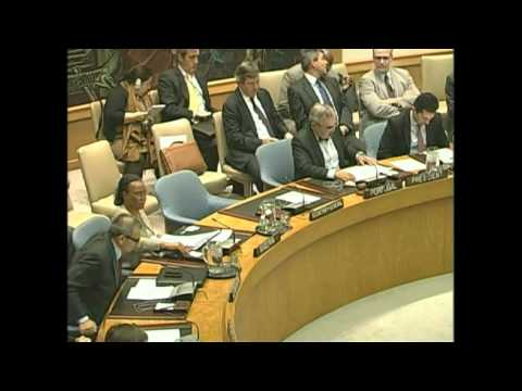 PROF. JOY OGWU FLYING THE FLAG OF NIGERIA @THE UN..avi