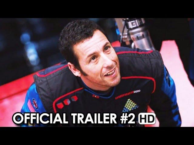 PIXELS Official Trailer #2 (2015) - Adam Sandler HD