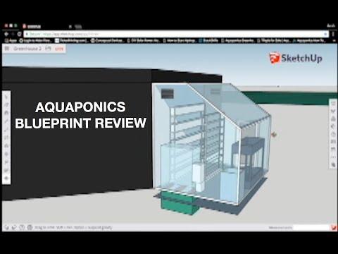 Aquaponics Blueprint Review   Ask The Aquaponics God