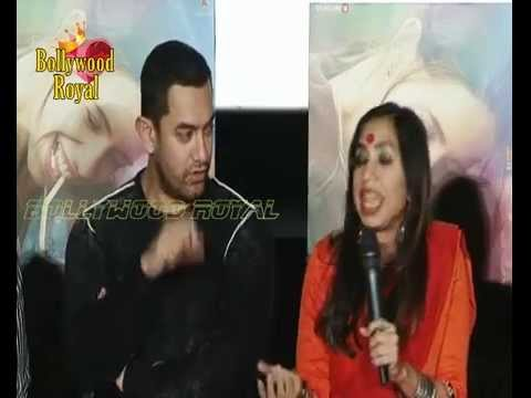 Aamir Khan,Kalki Koechlin & Shonali Bose at Trailer Launch of 'Margarita With A Straw' Part 4