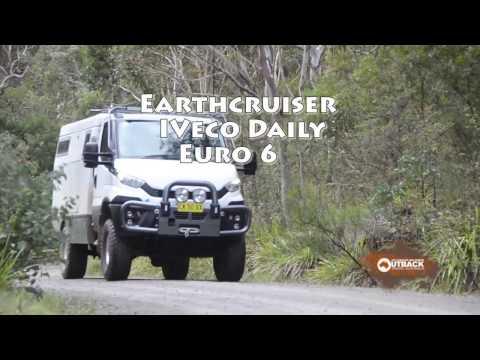 Earthcruiser - Iveco E6 - Allan Whiting -  March 2017