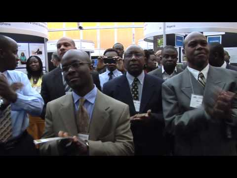 African Diaspora Brings Business Home
