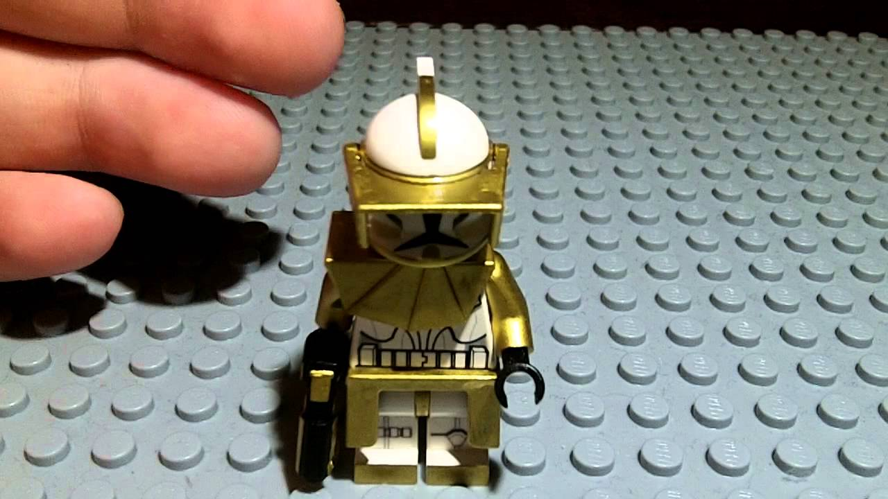 How To Remove Paint From A Lego