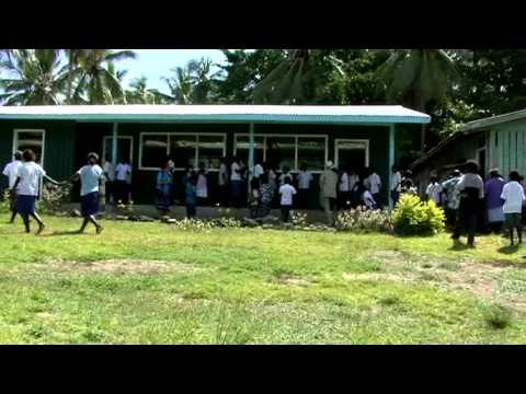 UNICEF Executive Board Visit to Solomon Islands, Day 2