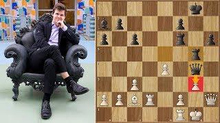 Magnus Carlsen Wins Tata Steel Chess 2018! | Tiebreaks | Round 2