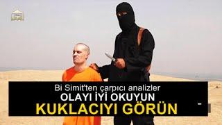 Bi Simit : James Foley katliamı ve İngiltere'nin Obama'yı Tehdidi