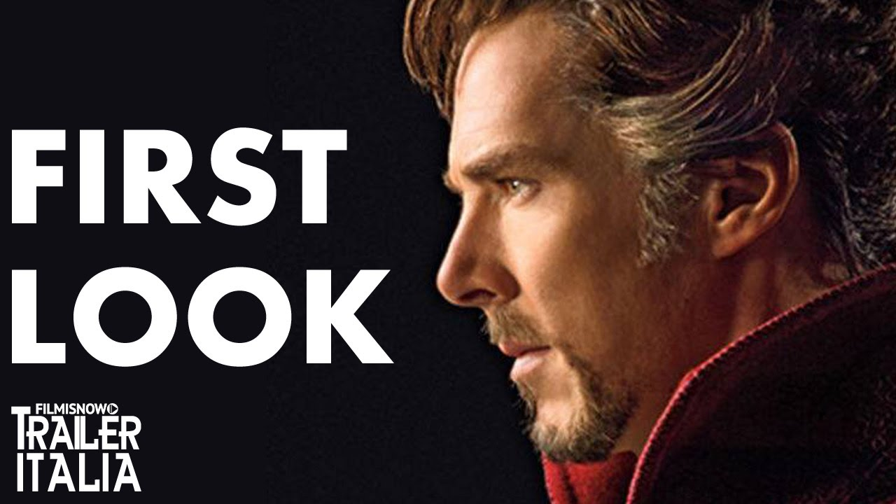 DOCTOR STRANGE First Look - Benedict Cumberbatch Marvel Movie [HD]