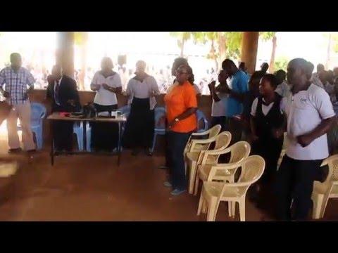 Trans World Radio Kenya- Manyani Maximum Prison Choir- Uinuliwe Bwana wa mabwana