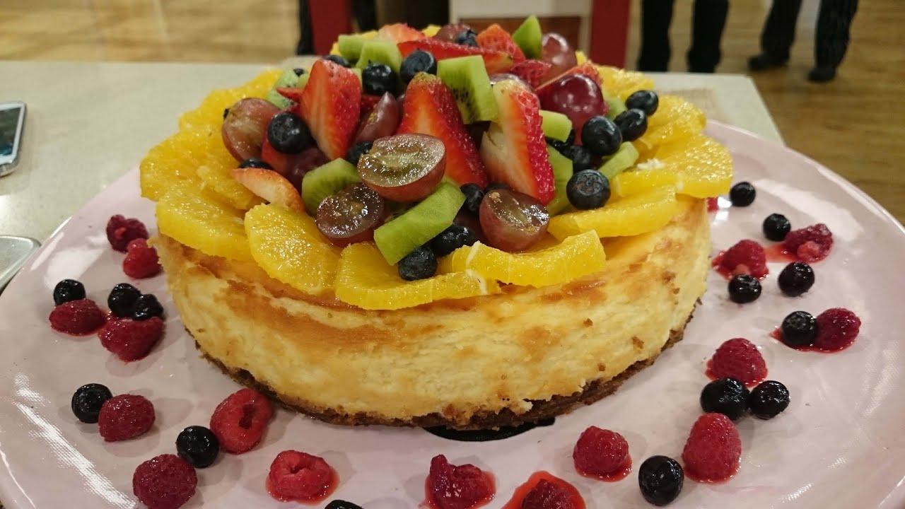 Cheesecake cardiosaludable
