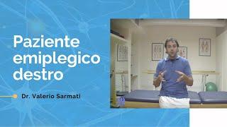 Play 11 alzata paziente emiplegico - Mobilizzazione paziente emiplegico letto carrozzina ...