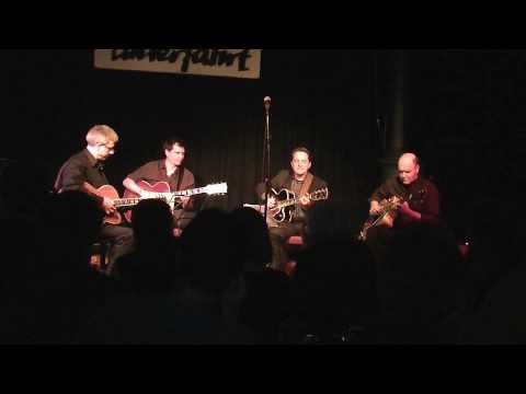 All Blues - Kagerer, Dombert, Morello&O`Mara - Guitar Quartet