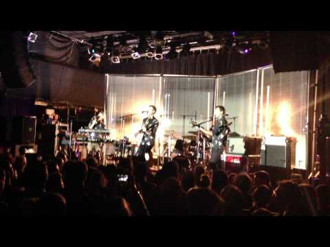 Django Django - Default (Live 3/7/13 from Williamsburg, NYC)