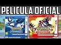 Pokémon Rubí Omega / Zafiro Alfa: LA PELICULA OFICIAL (ANUNCIO) 2015.