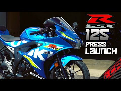 Suzuki GSX-R 125 | Ride Review & Press Launch!