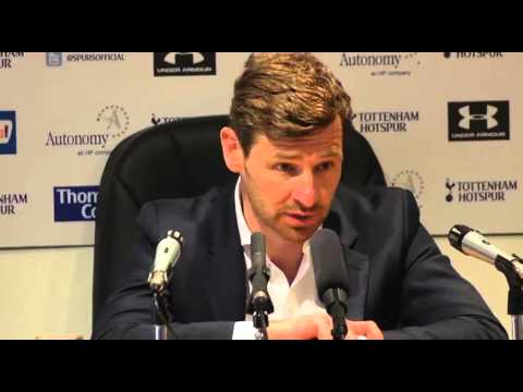 AVB post Spurs v Southampton