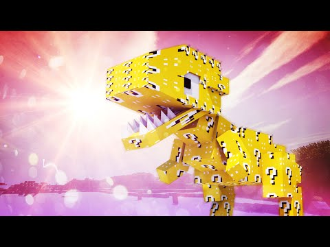 Minecraft | Lucky Block Boss Challenge - Dinosaurs (jurassic Park) video