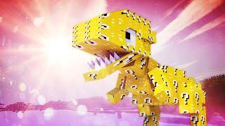 Minecraft | LUCKY BLOCK BOSS CHALLENGE - DINOSAURS (Jurassic Park)