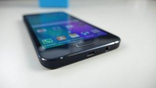 Samsung Galaxy A3 Unboxing (deutsch)