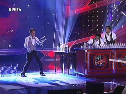 CHAEREMON BASA of PILIPINAS GOT TALENT 4 (Semi-Finals)