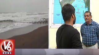 Face To Face With Vizag Meteorological Department Officer Murthy Over Phethai Cyclone