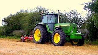 John Deere 4955 [Engine Sound]