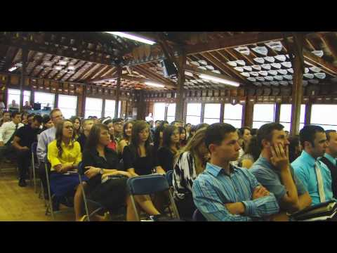 Echo camp 2010 - Христианский молодежный съезд