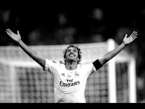 Raul Gonzalez - Last Game (22.08.2013) HD