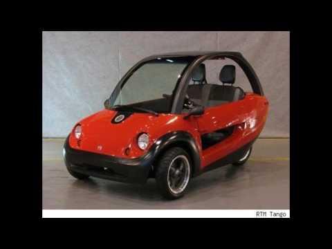 Three Wheel Tango Scooter Cars