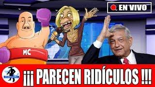 Gobernador De Jalisco Acusa a AMLO Con Televisa Para Exhibirlo