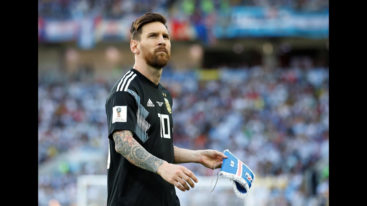 Lionel Messi goes 'missing' from FIFA World Cup 2018, leaves Argentina on the brink