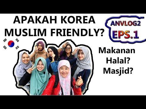 ANVLOG#2 | EPISODE 1 - Bagaimana Hidup Di Korea Sebagai Muslim?