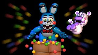FNAF 6 - Jumpscare from Minigames