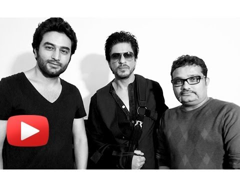 Watch Shahrukh Khan In First Marathi Music Album With Ravi Jadhav!