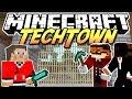 Minecraft TechTown - Mittelalter Tor #54