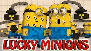 Video Minecraft | LUCKY BLOCK MINIONS