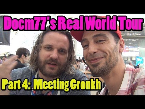E3 2014 with Docm77 — Meeting Gronkh and Aureylian