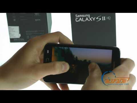 Samsung Galaxy S II HD LTE SHV-E120L