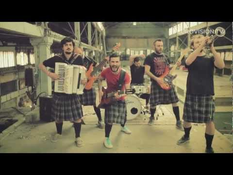 Koza Mostra & Agathon Iakovidis - Alcohol Is Free (Greece) 2013 Eurovision Song Contest