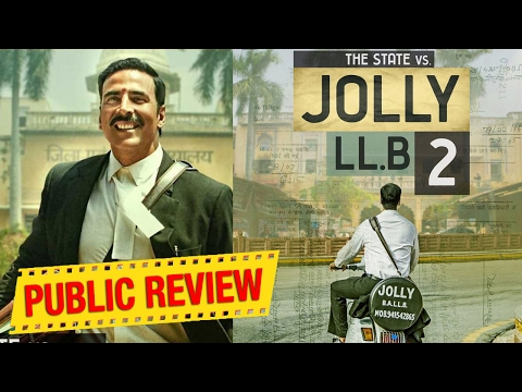 Jolly LLB 2 Movie full Public Review | Jolly LLB Review