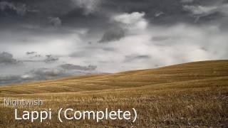 Watch Nightwish Lappi lapland video