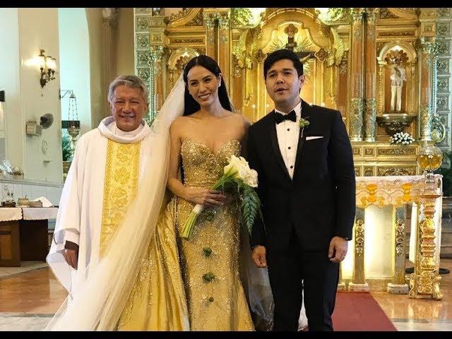 Big Celebrities Attend Divine Lee and Blake Go Wedding in Cebu